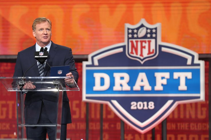 Eagles set to make their first draft pick at No. 52