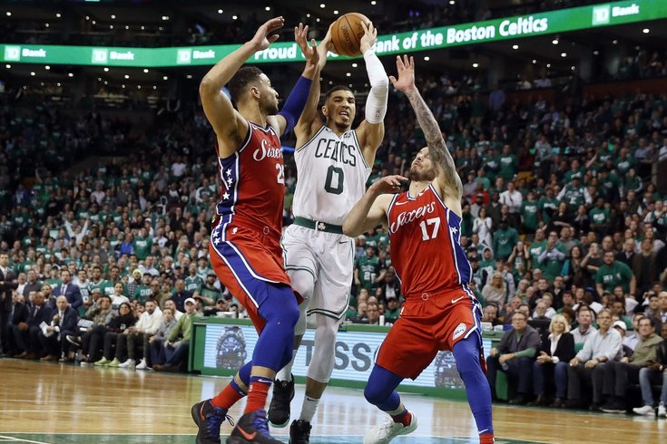Philly Legend Julius Erving Says Jayson Tatum Should've Been No. 1 Pick