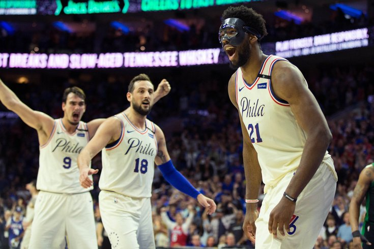 TJ McConnell Helps 76ers Avoid Elimination