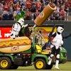 phillie phanatic hot dog machine