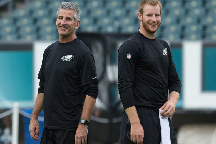 Colts name Frank Reich head coach