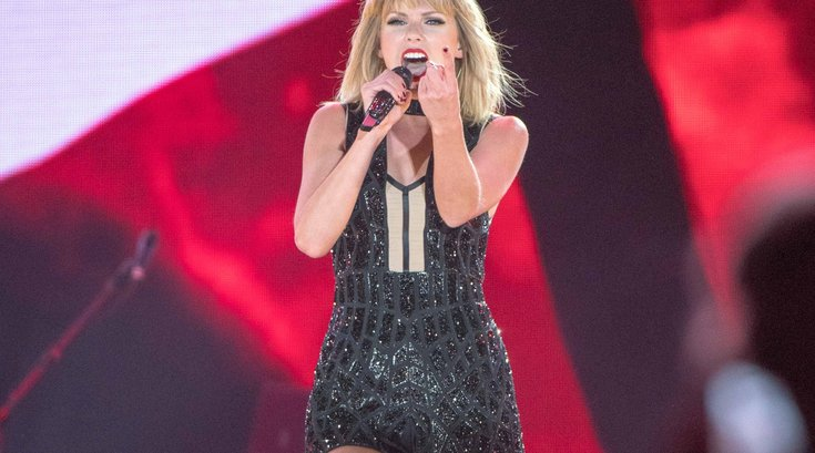 Taylor Swift bringing 'reputation Stadium Tour' to Lincoln Financial Field