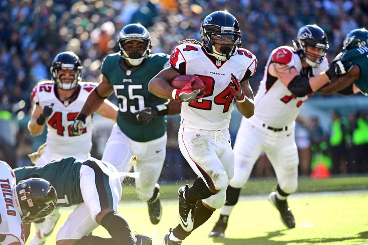 Falcons vs. Eagles takeaways: Atlanta's season comes to end on final drive