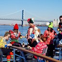 Ugly Sweater Boat Party