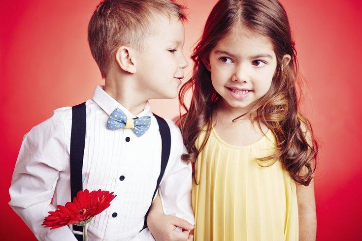 valentines kids cute - Valentines Day With Kids