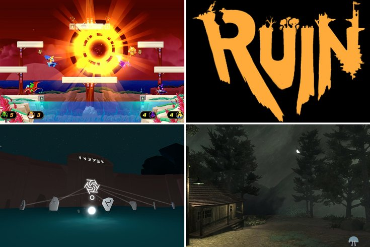 Video Games Developed in Philly