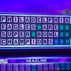 Eagles Wheel of Fortune