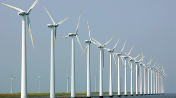 clean energy wind