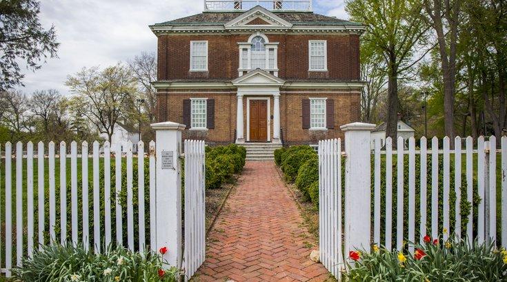 Woodford Mansion