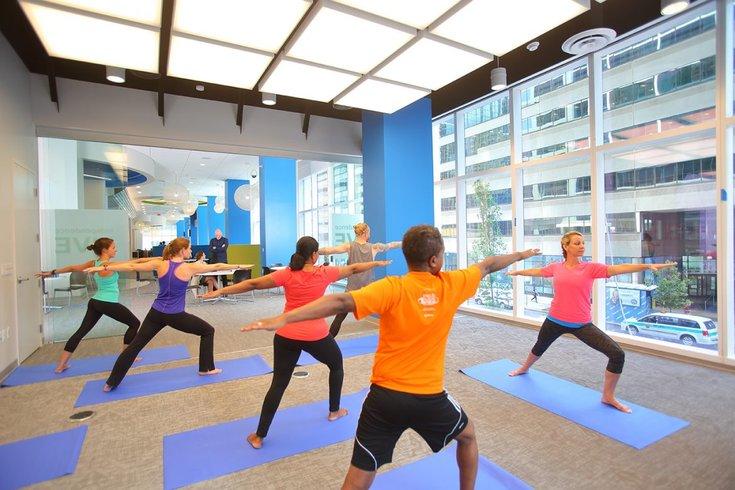 IBX LIVE Yoga on the Mat