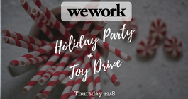 WeWork Holiday Party