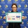 Zaharov Set for Life lottery