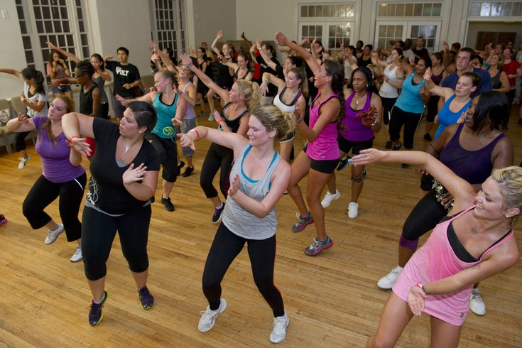 Zumba at Philly Dance Fitness