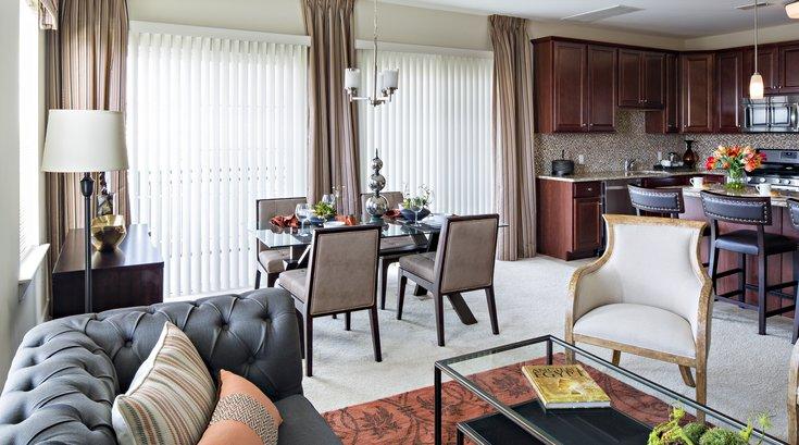 Park Lane at GSP Apartment