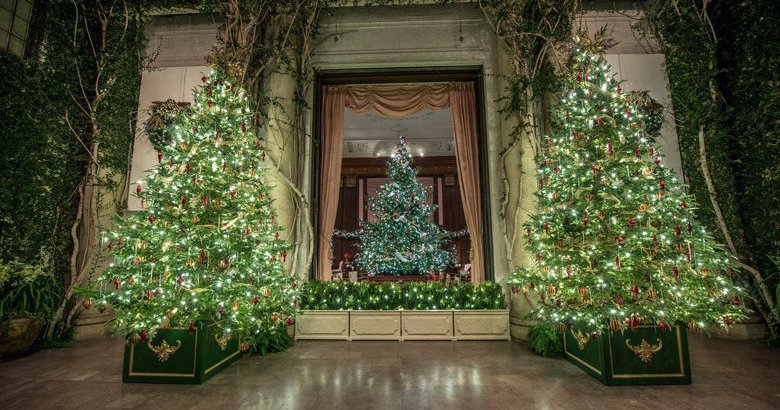 What To Expect At 39 A Longwood Christmas 39 2017 2018 Season