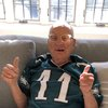 Philip Boris Basser Eagles Fan