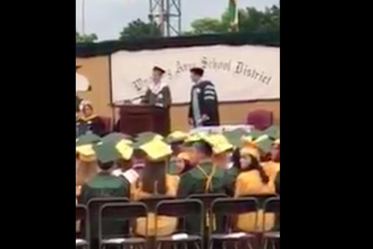 Peter Butera Grad Speech