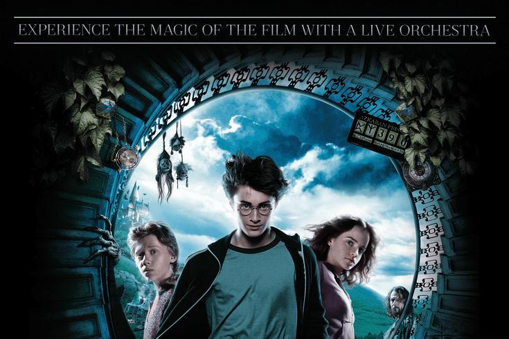 Harry Potter in concert at Mann Center