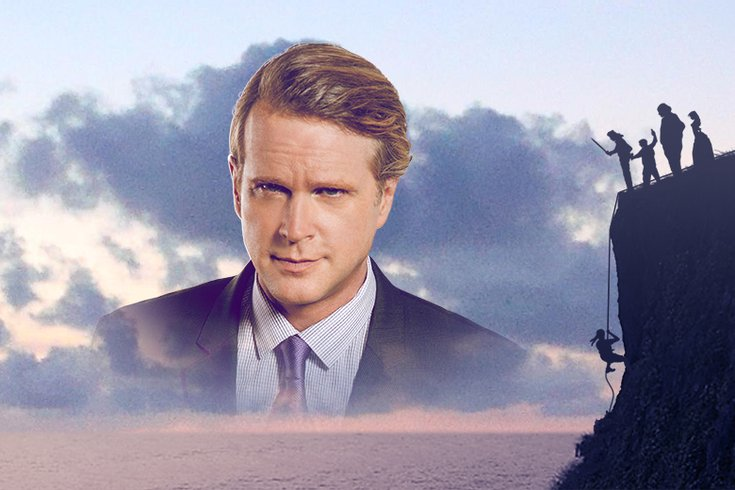 Cary Elwes at Kimmel Center