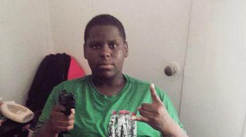 Teen shooter Casche Alford