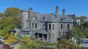 'The Castle' in Powelton Village.