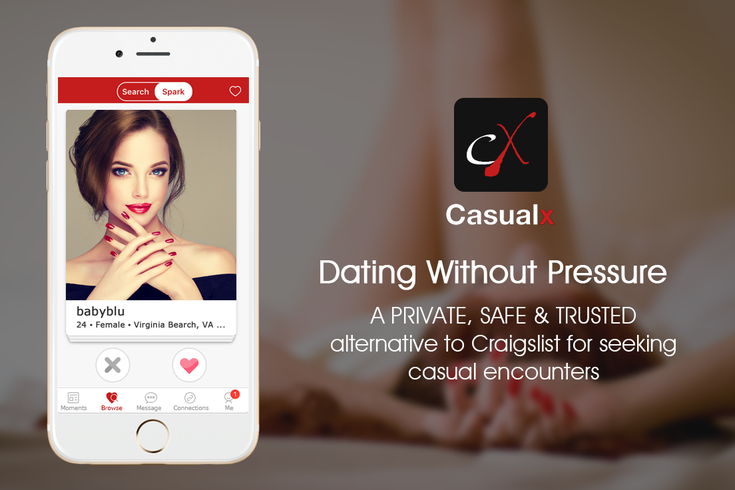 Casual sex app iphone