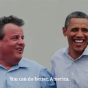 christie obama website trump