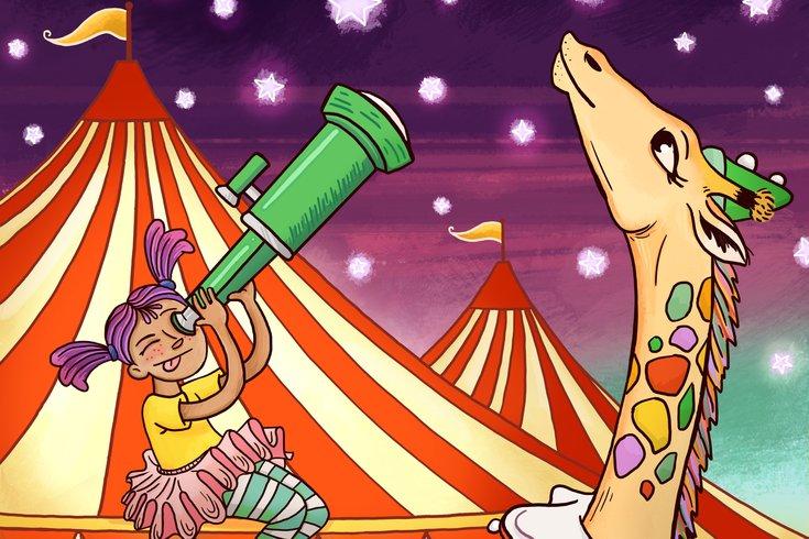 Circus Town Art