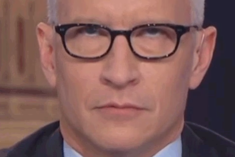 ... Anderson Cooper's dramatic eye roll during Fox interview   PhillyVoice