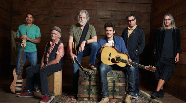 Dead & Company Live Nation Photo