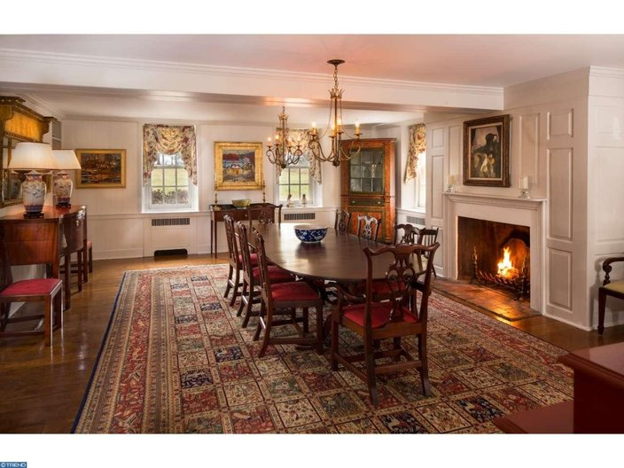 18th Century Farmhouse Estate With Modern Amenities For Sale