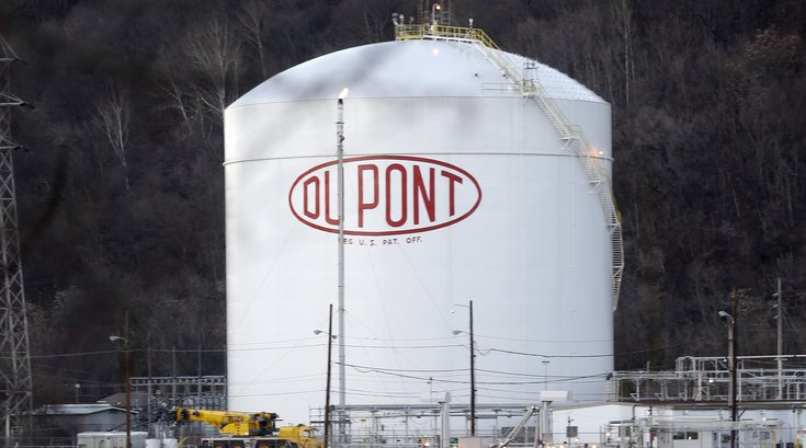 DuPont Chemical Plant