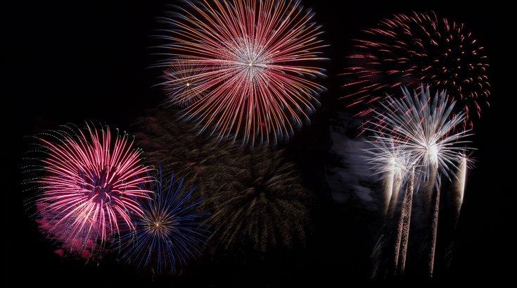 Fireworks Pexels Stock Photo