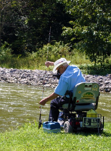 Five warm weather activities to do in philly phillyvoice for Blue marsh lake fishing