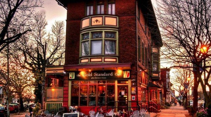 gold standard cafe
