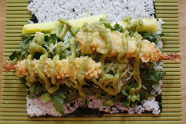 Free wasabi guacamole at Hai Street Kitchen   PhillyVoice