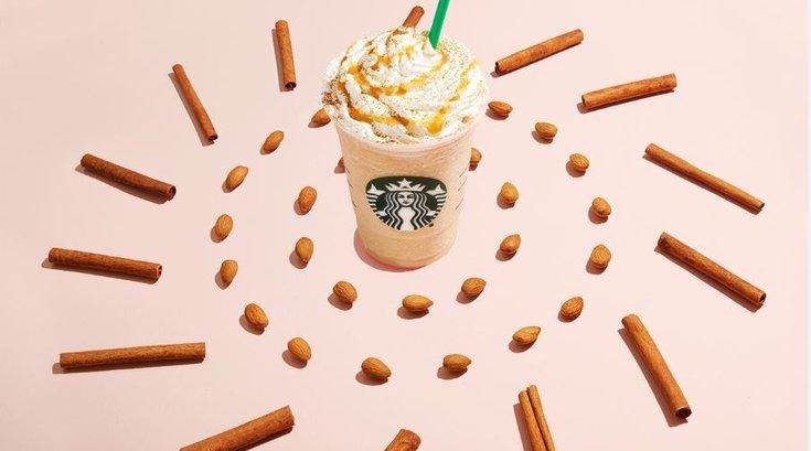 Starbucks Horchata