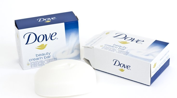 dove soap theives