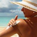 Skin cancer sunscreen