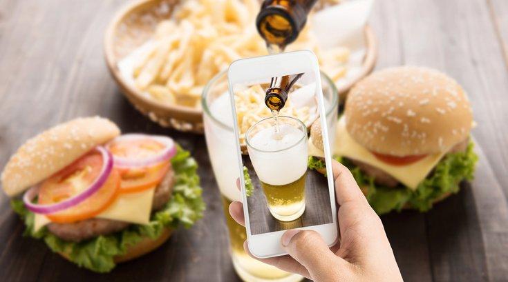most instagrammed restaurants