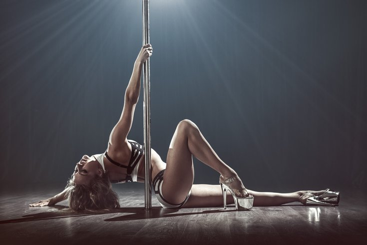 6 reasons you should take a pole dance class asap phillyvoice. Black Bedroom Furniture Sets. Home Design Ideas