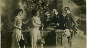 Victorian era people