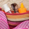 Beach Bag with Sunscreen