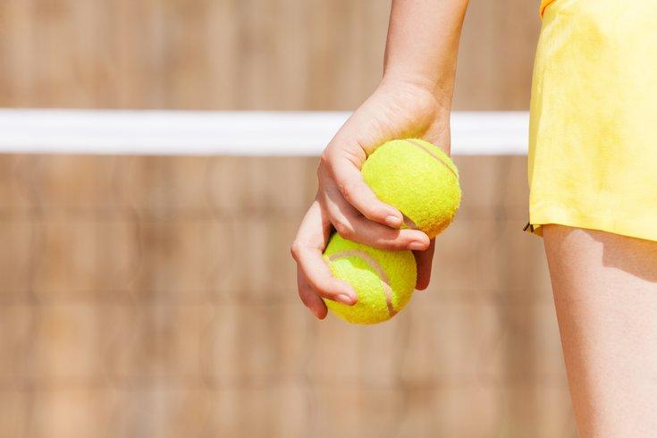 sex tennis balls