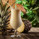 Pina Colada cocktail