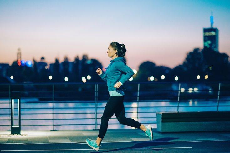 Nighttime running
