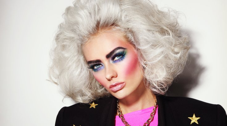 '80s woman
