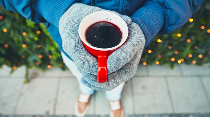 Mulled wine/holiday drinks