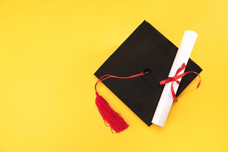Graduation Cap Diploma iStock