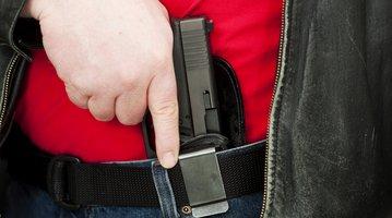 open carry handgun